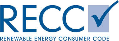 Renewable Energy Customer Code Approved (RECC)